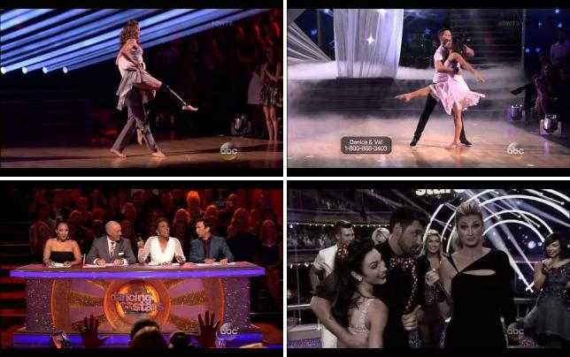Amy purdy and derek hough contemporary week 3
