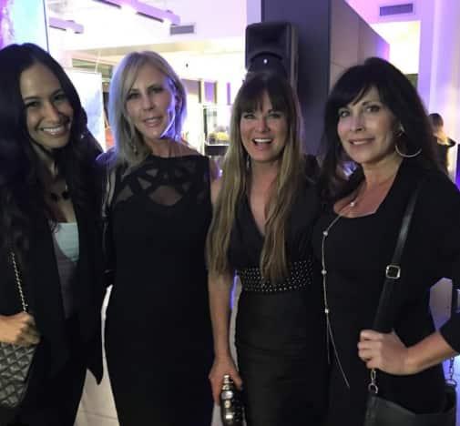 Vicki Gunvalson, Jo De La Rosa, Jeana Keough and Tammy Knickerbocker