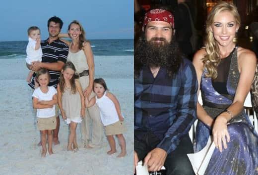 Jep Robertson: No Beard!