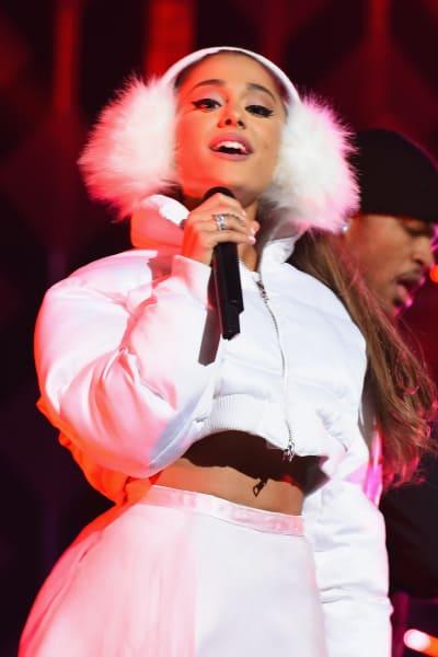 Ariana Grande in 2016