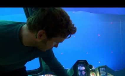 Chris Pratt Gives a Tour of His Guardians of the Galaxy Ship, MTV Cribs-Style!