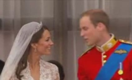 "Will Prince William and Kate Middleton Reenact ""The Kiss""?"