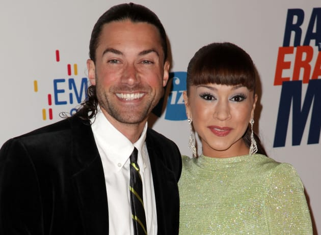 When did diana degarmo and ace young start dating