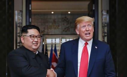 Donald Trump Shocks Reporters with Unprecedented Propaganda Video