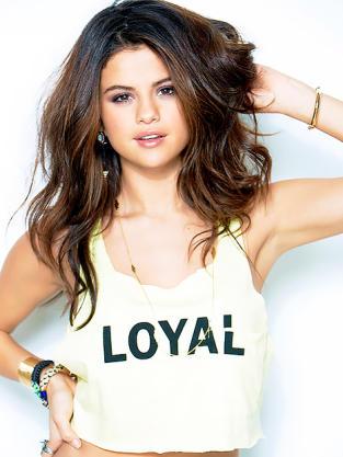 Loyal Selena Gomez