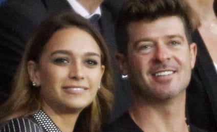 Robin Thicke Accused of Beating Paula Patton, Abusing Son