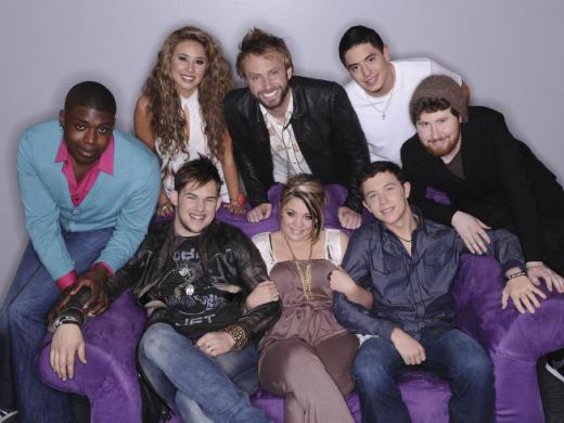 American Idol Top Eight