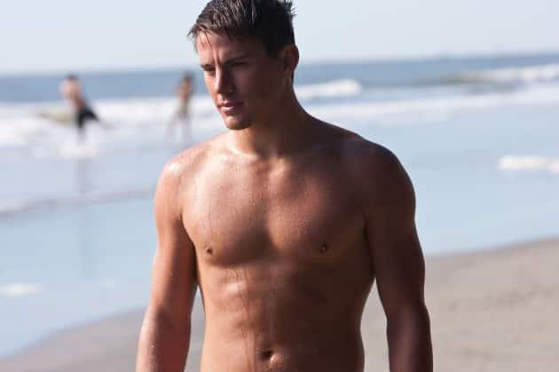 Channing Tatum Shirtless Pic