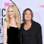 Nicole Kidman and Keith Urban at 2017 AMAs