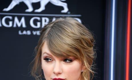 At the Billboard Music Awards