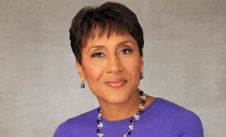 Robin Roberts Celebrates One Year Anniversary
