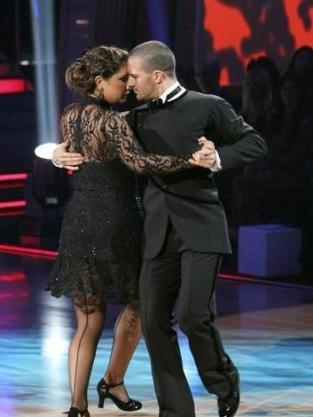 Bristol Palin and Mark Ballas: HEAT!