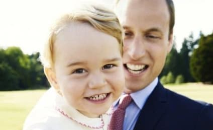 Prince George Birthday Photo: Released!