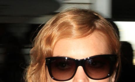 Will David Letterman know who Lindsay Lohan is?