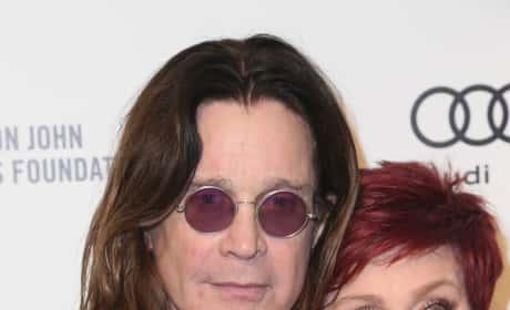 Sharon & Ozzy Osbourne Image