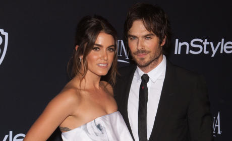 Nikki and Ian