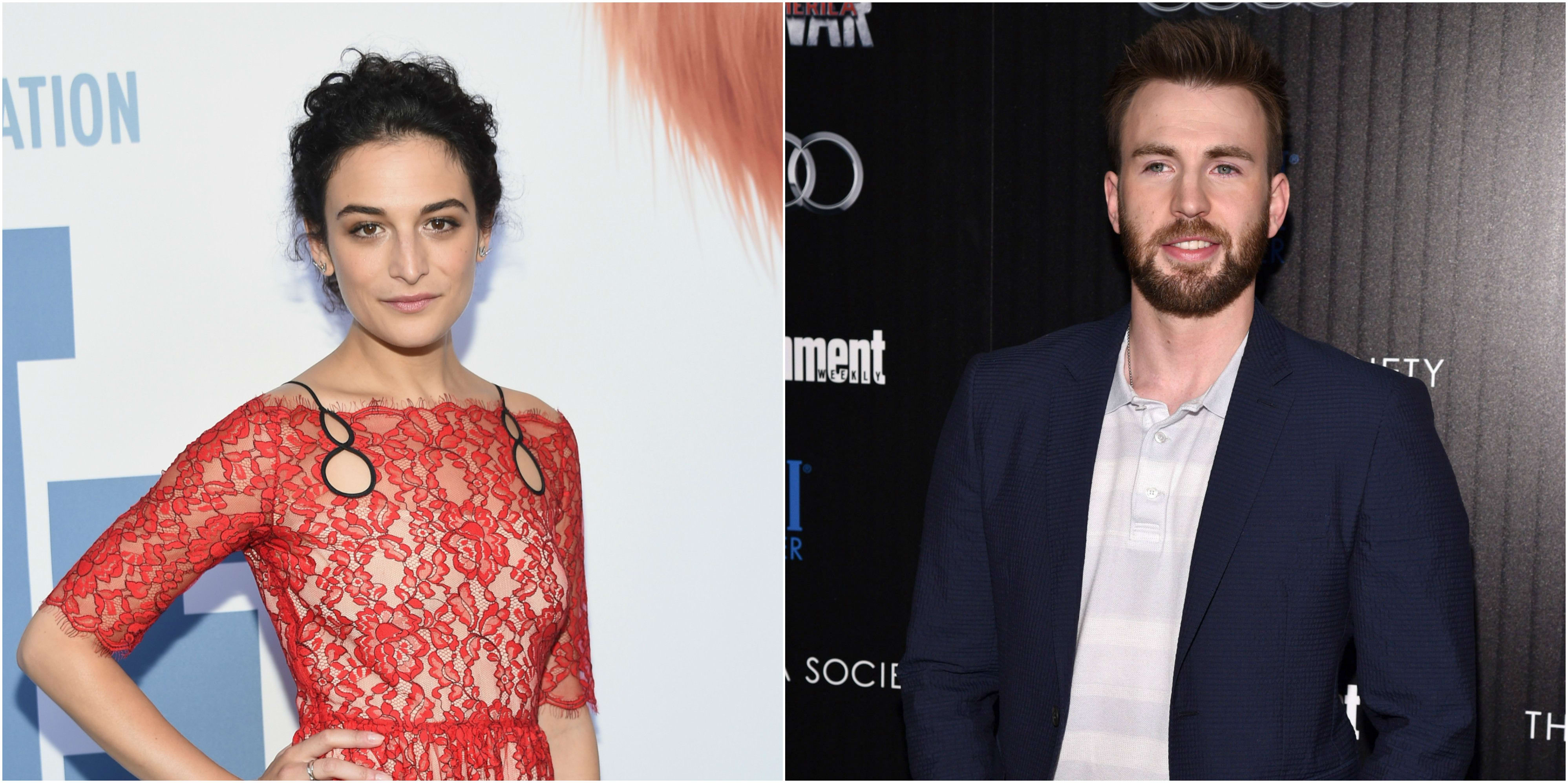 Watch Chris Evans and Jenny Slates breakup prove you shouldnt get back with an ex video