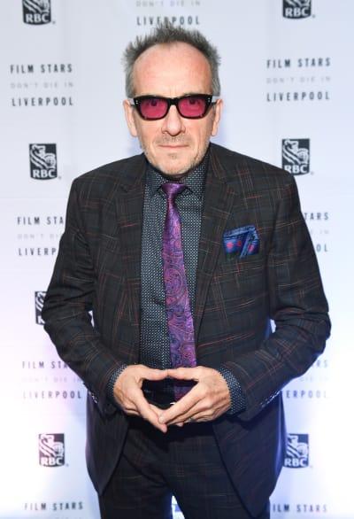 Elvis Costello Picture