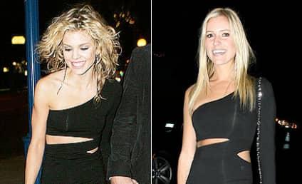 Celebrity Style Showdown: Kristin Cavallari vs. Aubrey O'Day