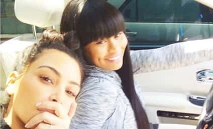 Blac Chyna: Kim, Khloe, and Kourtney Kardashian Block Her from Using Family Name?!