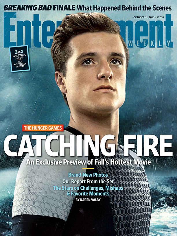 Josh Hutcherson Cover