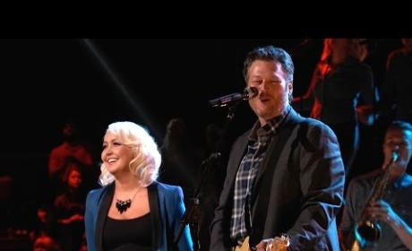 Meghan Linsey - Freeway of Love (The Voice Finale)