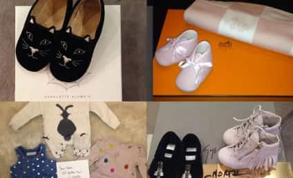 Kim Kardashian Shares Designer Gifts for North West, Lacks Self-Awareness