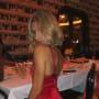 Hailey Baldwin in Red