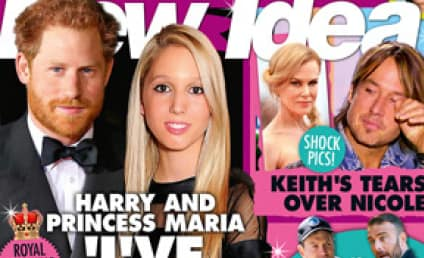 Prince Harry: Dating His Own 19-Year-Old Relative???