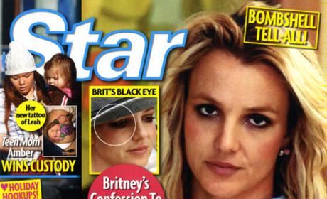 Jason Trawick-Britney Spears FIGHT!