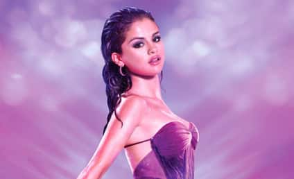 Selena Gomez Debuts Sexy Fragrance Ad