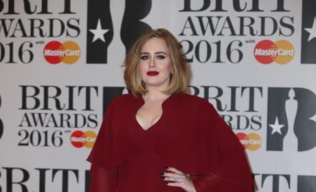 Adele: 2016 BRIT Awards