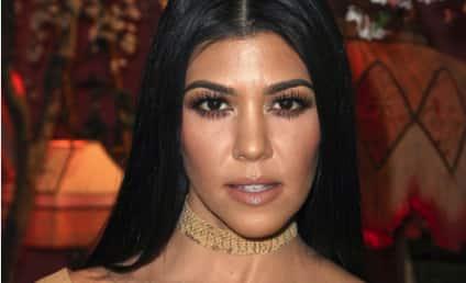 Kourtney Kardashian: PISSED About Tyga Partying With Scott Disick!