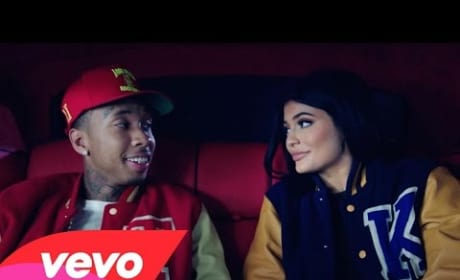 "Kylie Jenner Plays a Zombie in Tyga's ""Dope'd Up"" Video: How's Her Acting?"