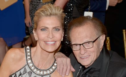 Larry King: Wife Shawn Accused Of Having Yet Another Affair