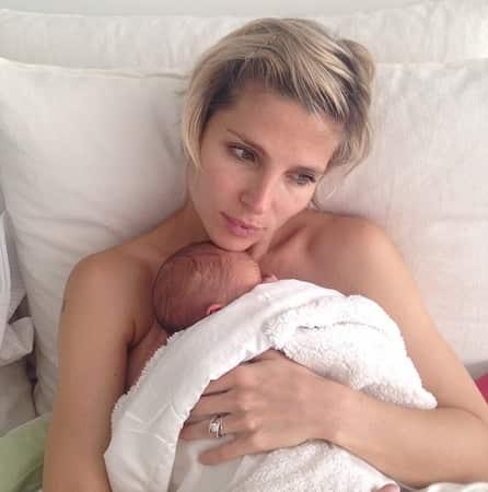 Elsa Pataky Baby Photo