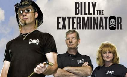 Billy the Exterminator Arrested For Drug Possession