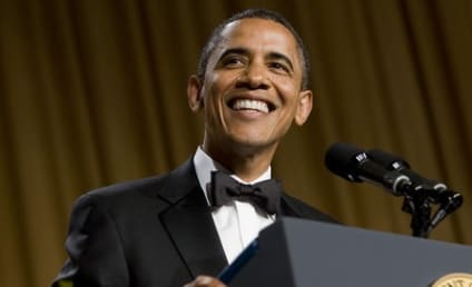 Barack Obama at 2015 White House Correspondents Dinner: EFF IT ALL!
