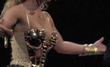 Britney Spears, Maybe Jayden James Hit Dance Class