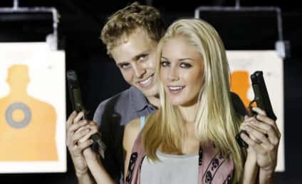 Heidi Montag and Spencer Pratt: Broke!