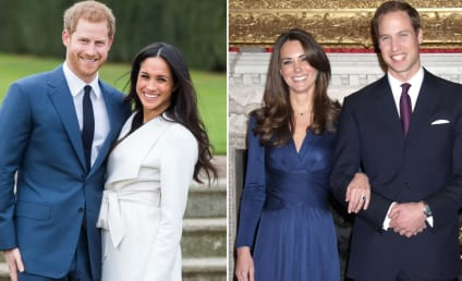 Meghan Markle vs. Kate Middleton: The Engagement Dress Duel!