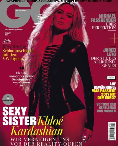 Khloe Kardashian GQ Cover