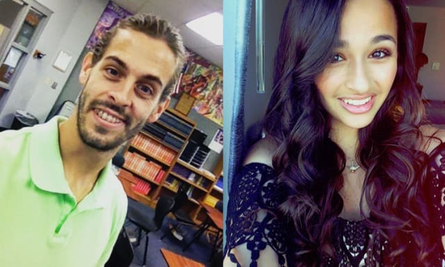 Derick dillard and jazz jennings
