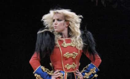 Britney Spears Lip-Synching, Shopping, Clubbing in Miami