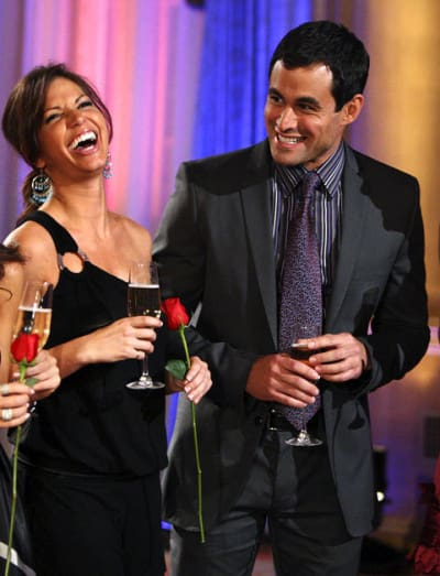 Jason and Melissa: The Bachelor