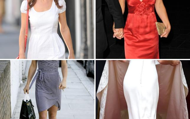 Pippa middleton white dress