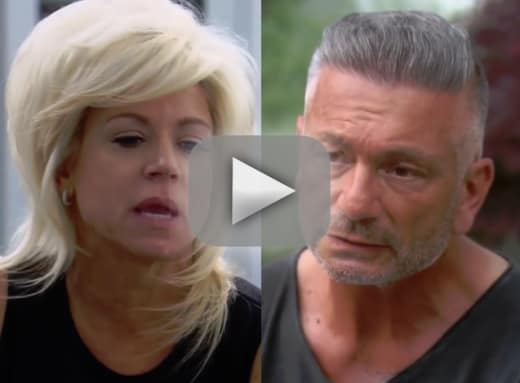 Theresa caputo and larry caputo long island medium trailer shows