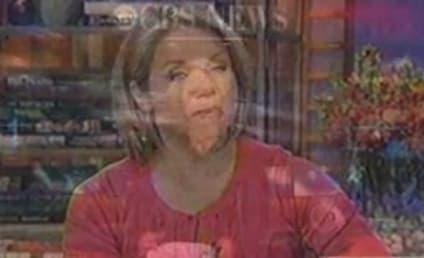 "Katie Couric Spoofs Kate Gosselin, Promotes ""Katie Plus 80"" Reality Show"