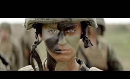 "Katy Perry ""Part of Me"" Music Video: The Few, The Proud"