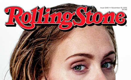 Adele, No Makeup